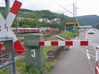 Столкновение с поездом: 1 секунда – 9 погибших