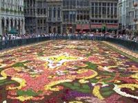 Бельгийские флористы создали