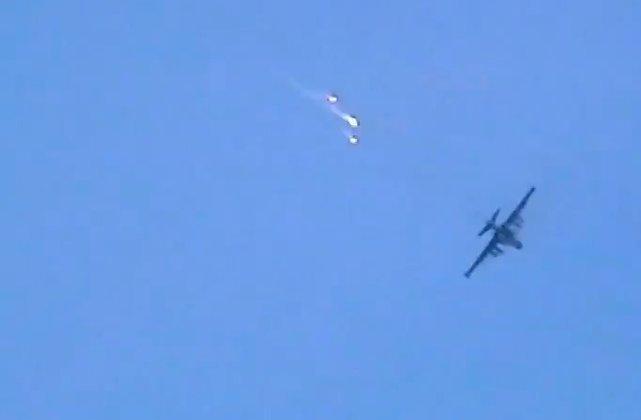Ополчены сбили СУ-24, разбомбивший отделение милиции в Горловке. 293139.jpeg