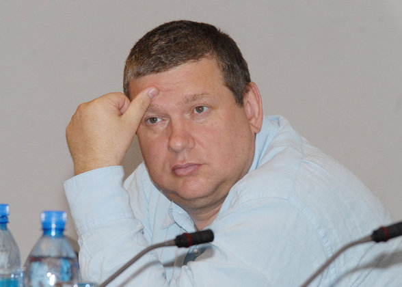 Вице-спикер Совфеда предложил нанести по Украине показательный удар. Евгений Бушмин