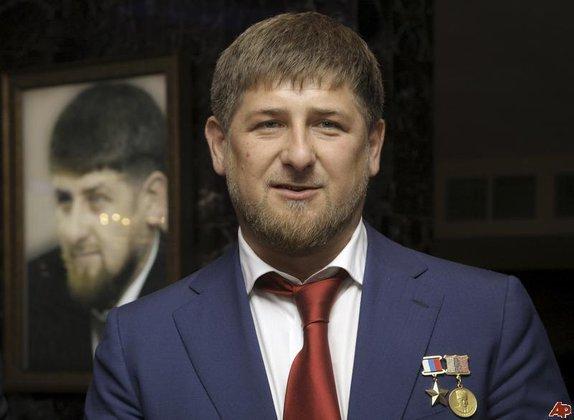 Чечня не отпускает Кадырова