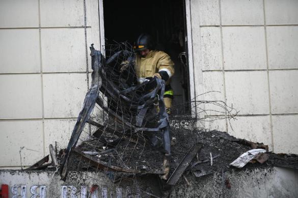 СК РФ: пожар в