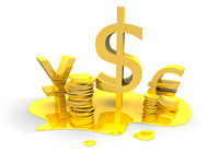 Доллар и евро укрепились
