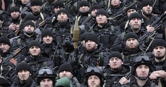 Чеченский спецназ сойдется с американским на международном чемпионате. Чеченский спецназ