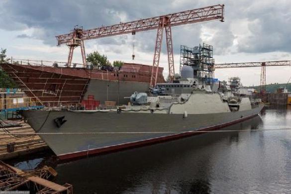 """ВМФ получит ракетный корабль с """"Калибрами"""". ВМФ получит ракетный корабль с Калибрами"""