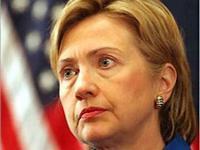 Хиллари Клинтон выступила с критикой в адрес российских властей