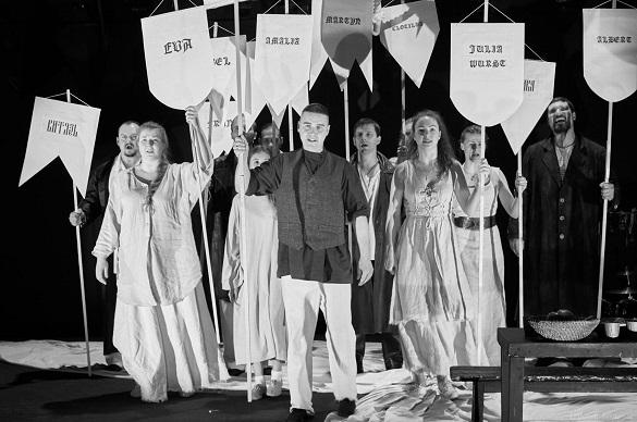 Театр на Таганке покажет Сцены из рыцарских времен