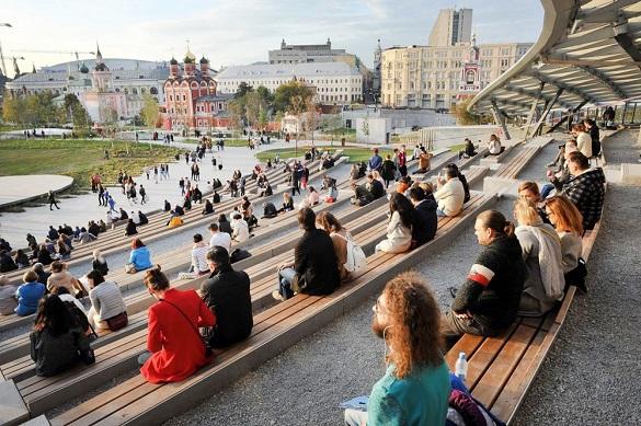 """Парк """"Зарядье"""" номинирован на World Travel Awards как новый символ российской столицы. 401142.jpeg"""
