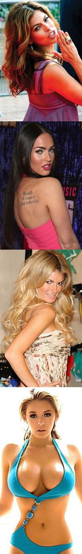 Мужчины выбрали самую желанную женщину 2009 года