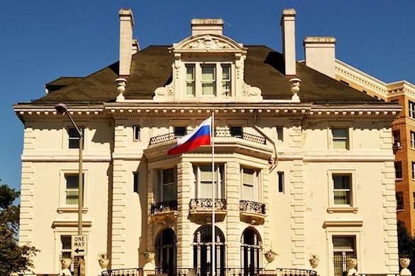 В российское торпредставительство в Вашингтоне пришли с обыском. 375143.jpeg