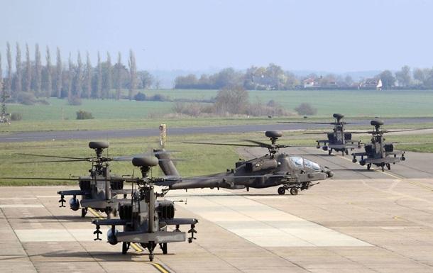 Великобритания отправила в Эстонию авиацию для противодействия