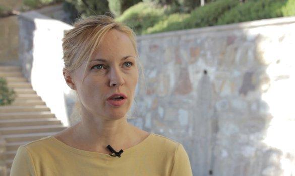 Виктория Шилова: Хунта - ужасная ложь. Виктория Шилова