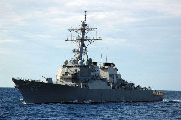 Поиски пропавших без вести в моряков продолжаются у берегов Япон