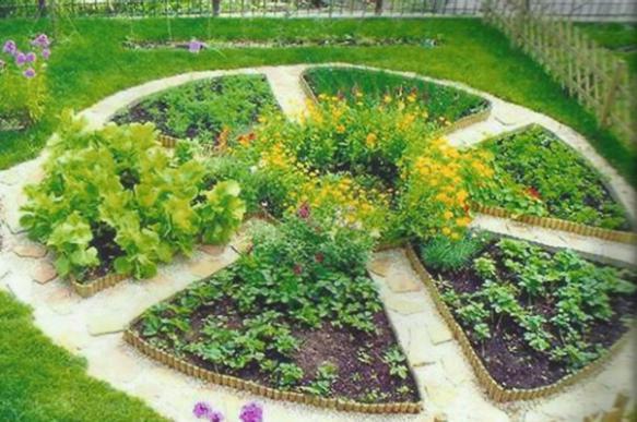 Пять идей, как сделать огород красивым. 401144.jpeg