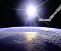 Японский астронавт не смог сыграть в футбол на орбите