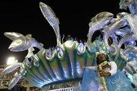 В Бразилии начался самый знаменитый карнавал. карнавал