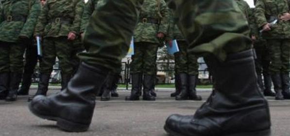 Армия России проводит учения