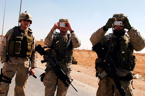 Военные приравняли рассылку интимных фото к госизмене