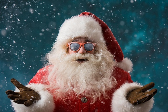 """ВВС США """"сбили"""" Санта-Клауса. 378146.jpeg"""