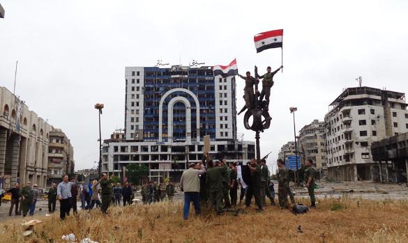 Хомс - город израненный, но не сломленный. Специально для Правда.ру репортаж из сирийского города Хомс