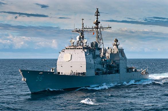 эсминец, НАТО