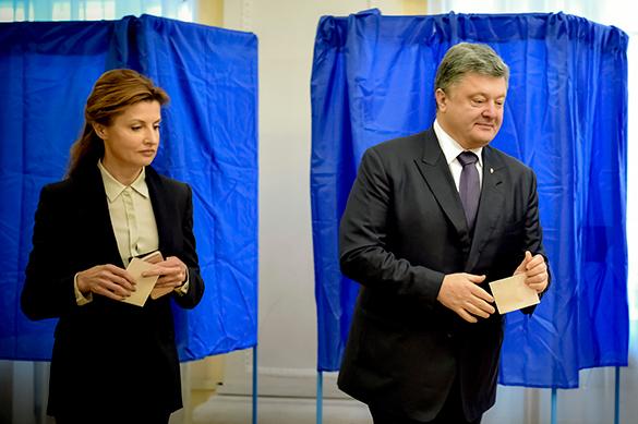 Порошенко о выборах: Все было классно, здорово, по-европейски