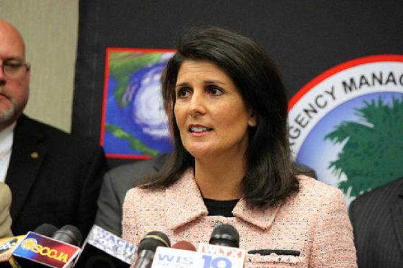 СМИ: Постпред США при ООН Никки Хейли уходит в отставку. 393147.jpeg
