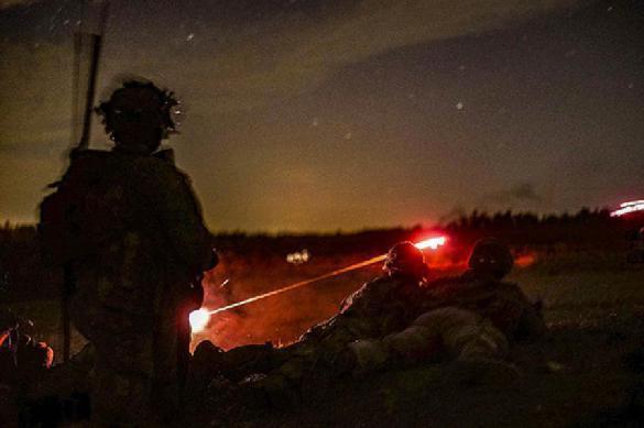 Пять дивизий НАТО отрабатывают атаку на Россию у границ страны. 394147.jpeg
