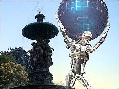 Шварценеггер против строительства статуи Терминатора. Но его ник