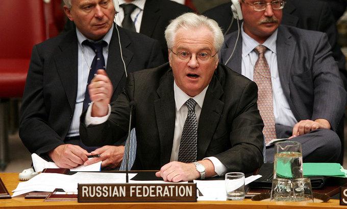 Чуркин: США не должны оскорблять Россию, если хотят сотрудничать. 290148.jpeg