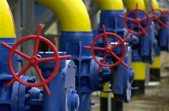 Россия определила цены на газ для Украины