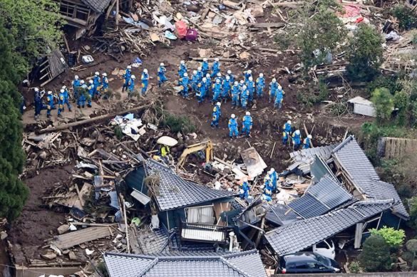 Землетрясение в 6 баллов зафиксировано в Южной Корее