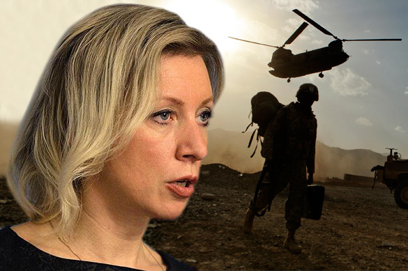 ЗАХАРОВА: удар США поСирии имеет внутриполитическую подоплеку