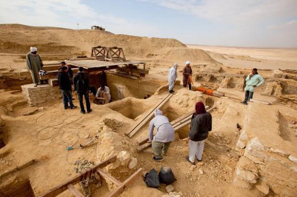Археологи обнаружили город в Египте, который существовал до эпохи фараонов и пирамид. 403148.jpeg