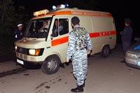 В заброшенном бомбоубежище неизвестный газ отравил восемь