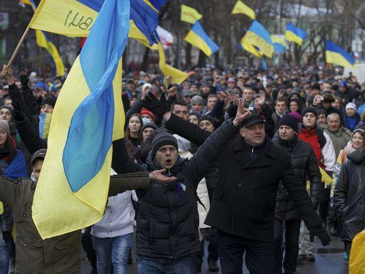 Великобритания, США и Франция отказались осудить нападение на российское посольство в Киеве. 293149.jpeg