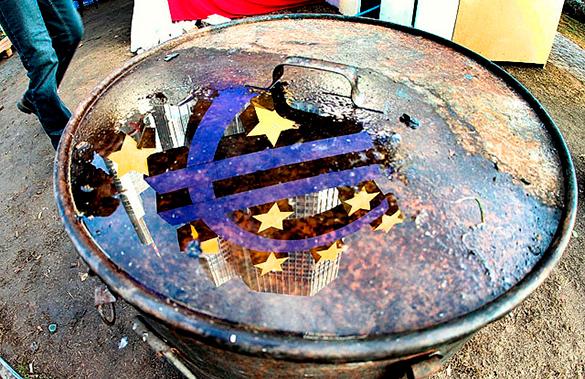 У ЕС денег нет на Украину, им Греции хватает - экономист.
