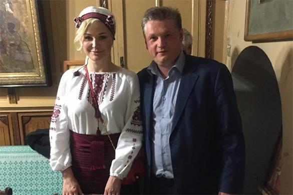 Максакова назвала клиентов убийства Вороненкова