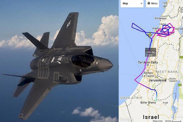 Полет малозаметного F-35 обнаружили на