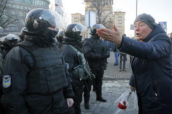 В центр Киева небезопасно