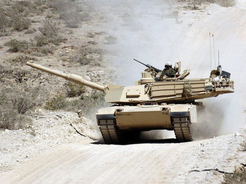 """Из бюджета США планируют выделить  млрд на модификацию танков М1 """"Абрамс"""". 401150.jpeg"""