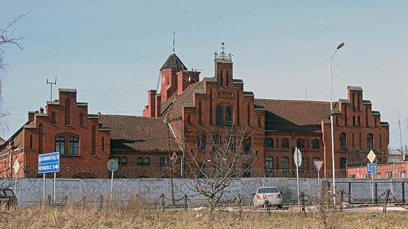 Заключенные покинут Тевтонский замок в Калининградской области в 2020 году. 400151.jpeg