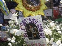 Мать Майкла Джексона спрятала его тело