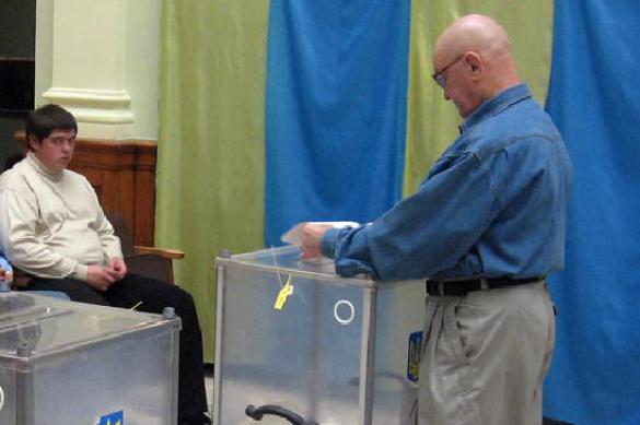 Разведка США: досрочные выборы на Украине выиграет российский кандидат. 383152.jpeg