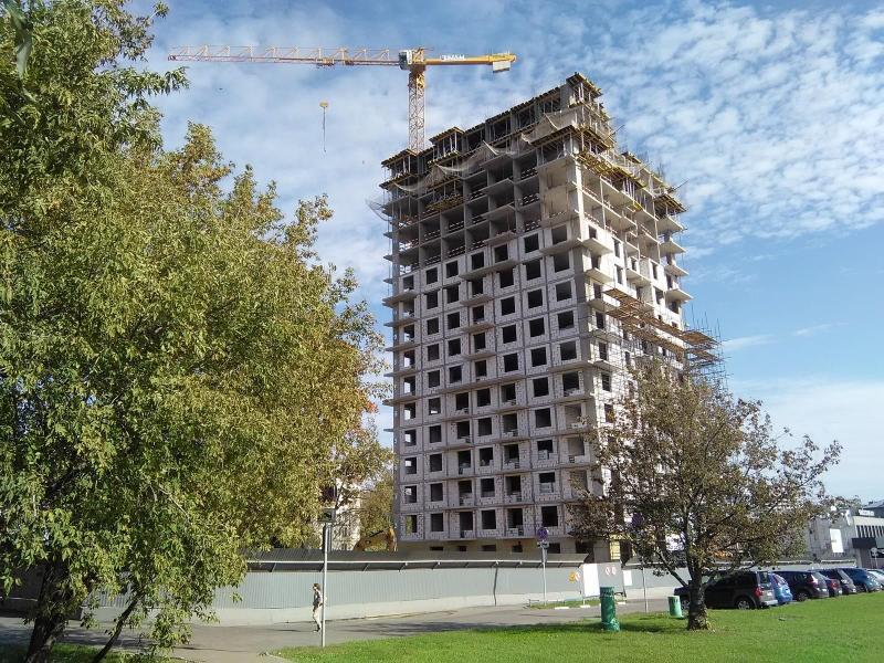 Дом по программе реновации начали строить в Котловке на юго-западе Москвы. 384152.jpeg