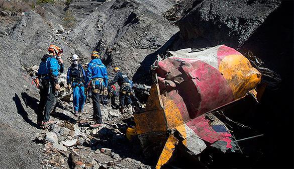 Лубиц пытался спастись перед самой гибелью A320.