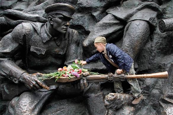День Победы - 8 мая: Украина движется в Европу и к маразму однов