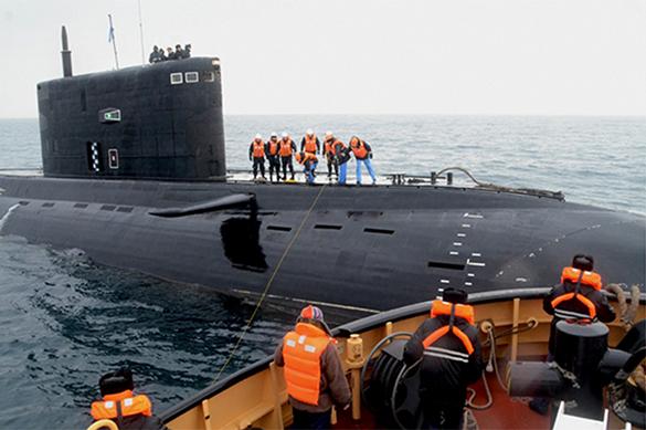 Новое снаряжение российских подводников позволит им покидать под