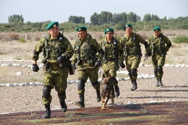 Загадочные самоубийства пограничников в Казахстане. Загадочные самоубийства пограничников в Казахстане
