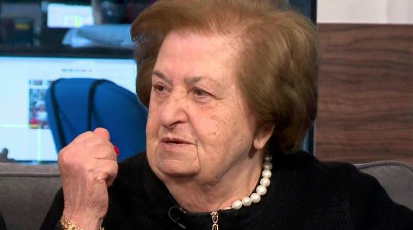 В Тбилиси бабушка Саакашвили умерла в возрасте 85 лет. В Тбилиси бабушка Саакашвили умерла в возрасте 85 лет